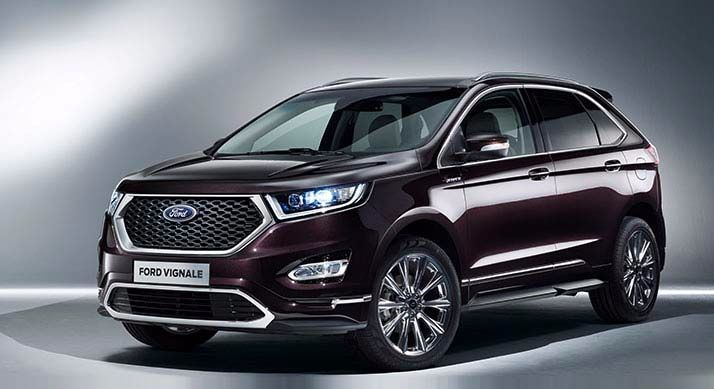FORD EXPANDS UPSCALE FORD VIGNALE LINE