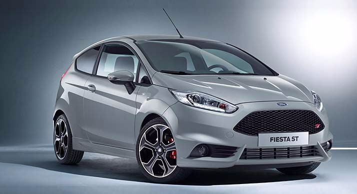 FORD UNVEILS NEW 200PS FIESTA ST200 AT GENEVA