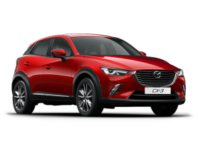 Mazda CX-3 120ps 2WD SE
