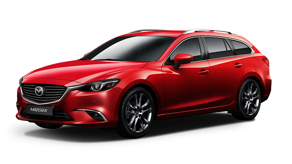 MAZDA6 TOURER 150PS SE NAV (WP)