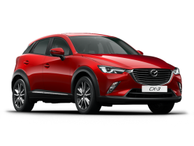 mazda cx-3 105ps 2wd se