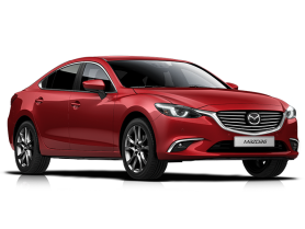 MAZDA6 SALOON 165PS Sport NAV (WP)