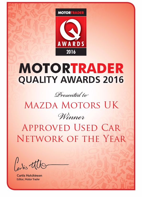 Approved Used Car Network of the Year