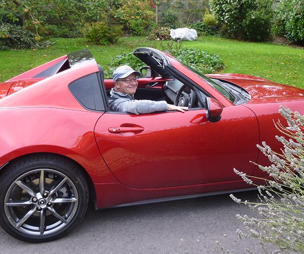 A Weekend with the MX-5 RF