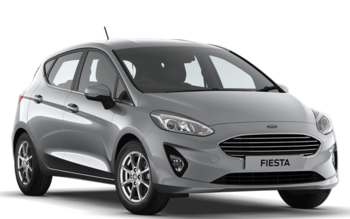 All-New Fiesta 5 Door  1.0T EcoBoost Zetec 100PS