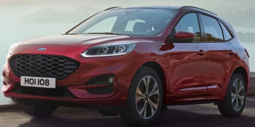 All-New Ford Kuga Coming late 2019