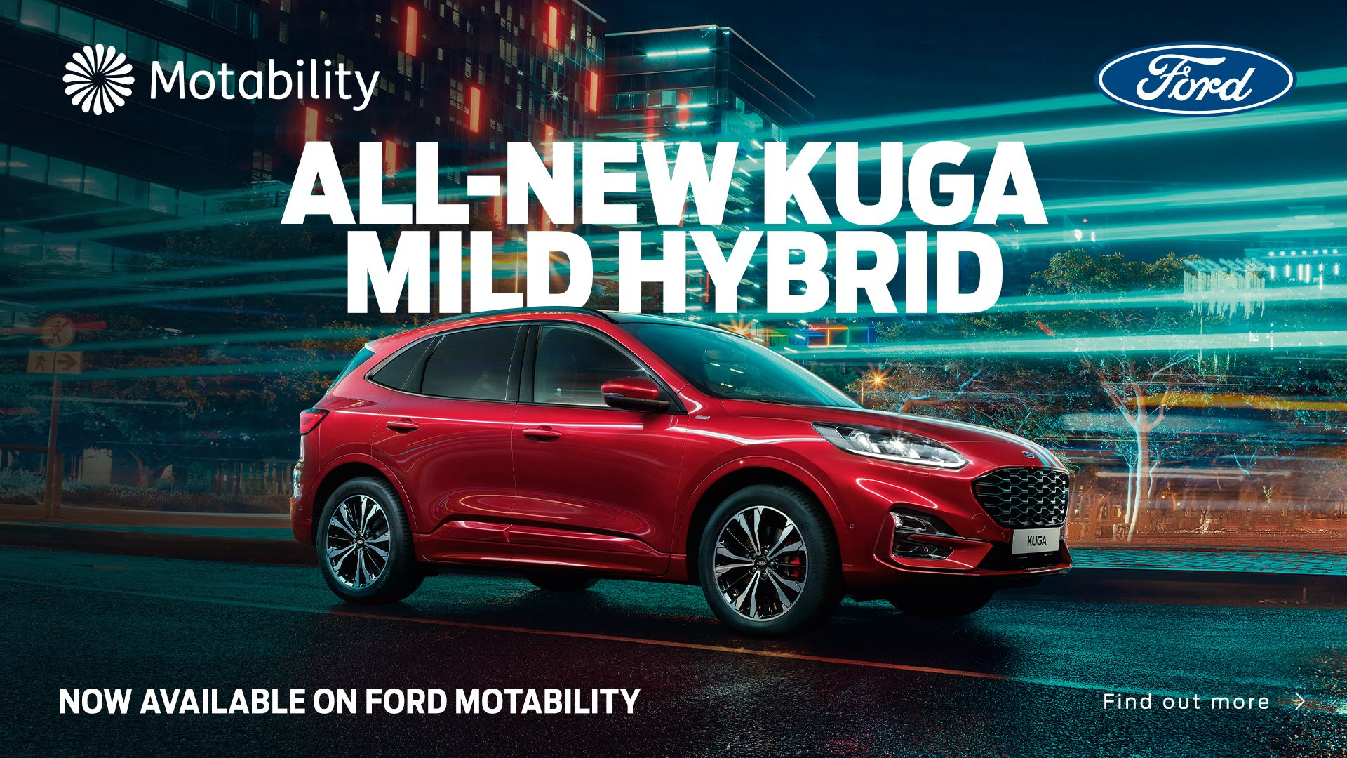 Motability at MotorLux Ford