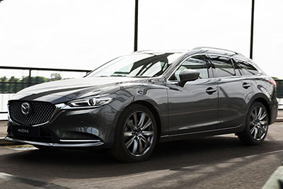 Mazda 6 - Efficiency