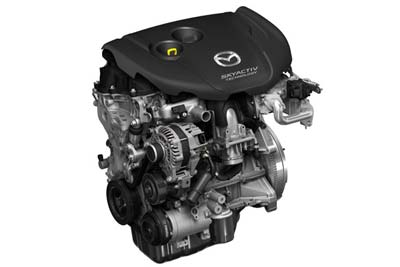 Mazda Cx 5 - Efficiency